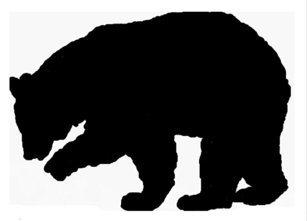 Black Bear clipart sun bear Brown Season bear Our Silhouette