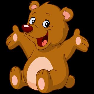 Brown Bear clipart baby bear Cliparts  Bear Cute on