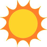 Sun clipart Panda Sun Clip Clipart Images