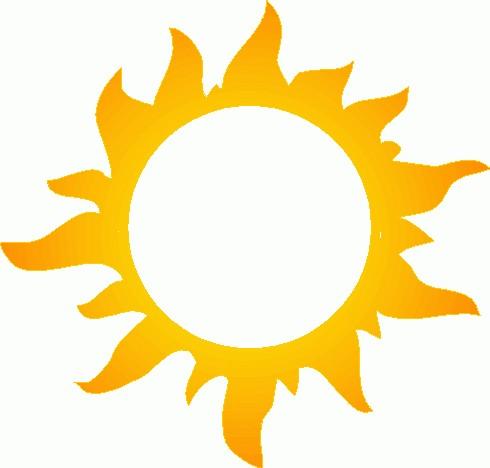 Sun clipart 2 2 Sun art Clipartix