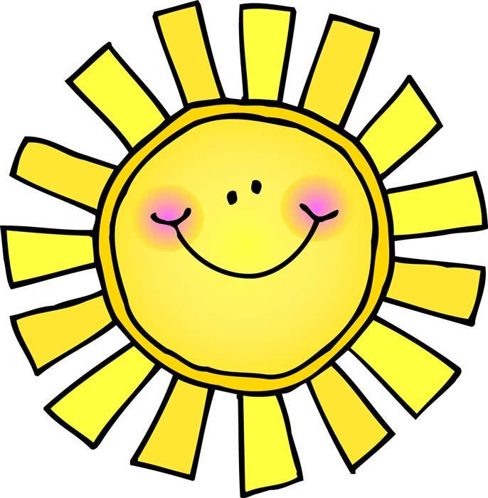 Sunshine clipart Sunshine Sun Clipartix art clip