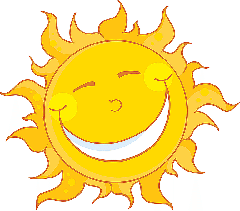 Sunshine clipart Clip to Free Day Art