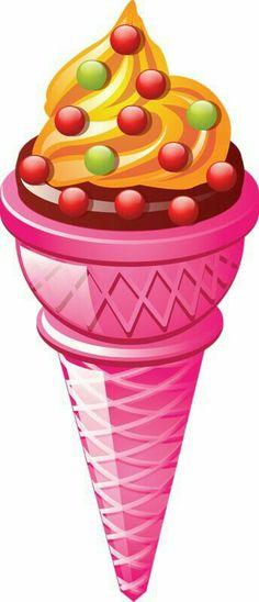 Sundae clipart food item Tauste Clipart Food Items by