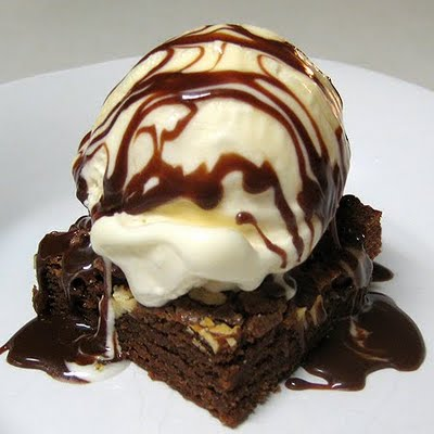 Sundae clipart hot fudge brownie Fudge Recipegreat com Brownies Brownies