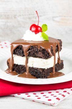 Sundae clipart hot fudge brownie Fudge Across Hot 20 Outrageous