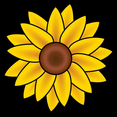 Sunflower clipart Sunflower Printable Sunflower Panda Free