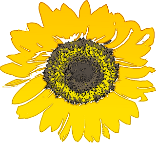 Yellow Flower clipart 70 flower Public clip Free  Free