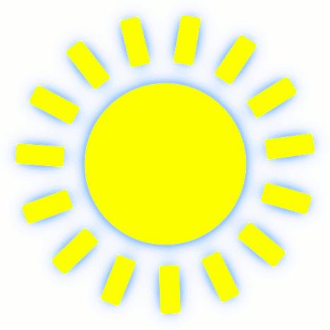 Pice clipart sun Free graphics Clipart Sun Free