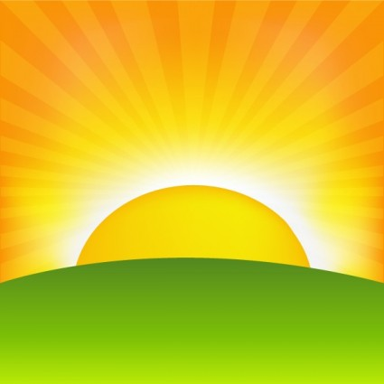 Yellow clipart sunrise Wallpaper Clipart Clipart Sunrise Wallpaper