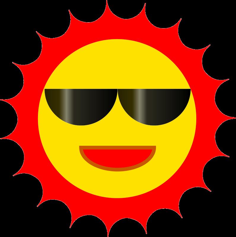 Sunny clipart Sum Clip Download Sunny Art