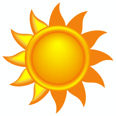 Wind clipart sunny Clipart Weather Clipart sun Images