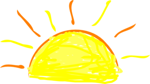 Yellow clipart sunrise Sunrise Free Images 20clipart sunrise%20clipart