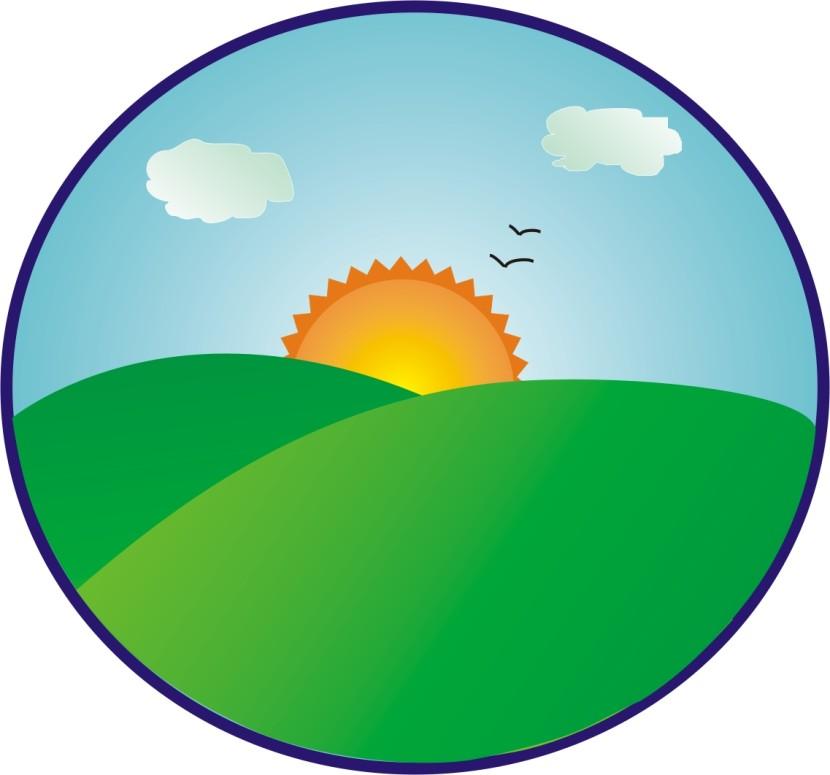 Sunrise clipart Clipartion Best Free Art #23233