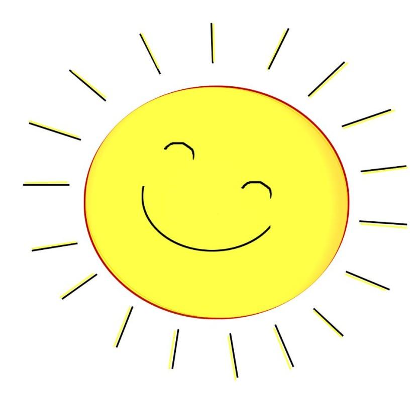Sunshine clipart Sun%20clipart Art Images Clip Sun