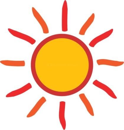 Shoreline clipart And  clipart domain Sunshine