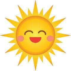 Adorable clipart sun Art Clipart Sun Art Free