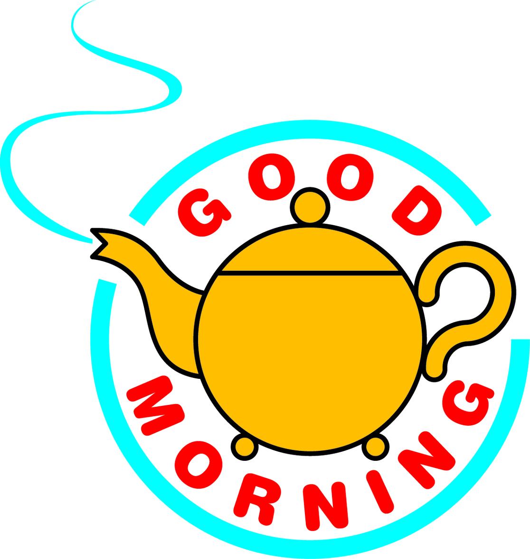 Morning clipart good morning #7