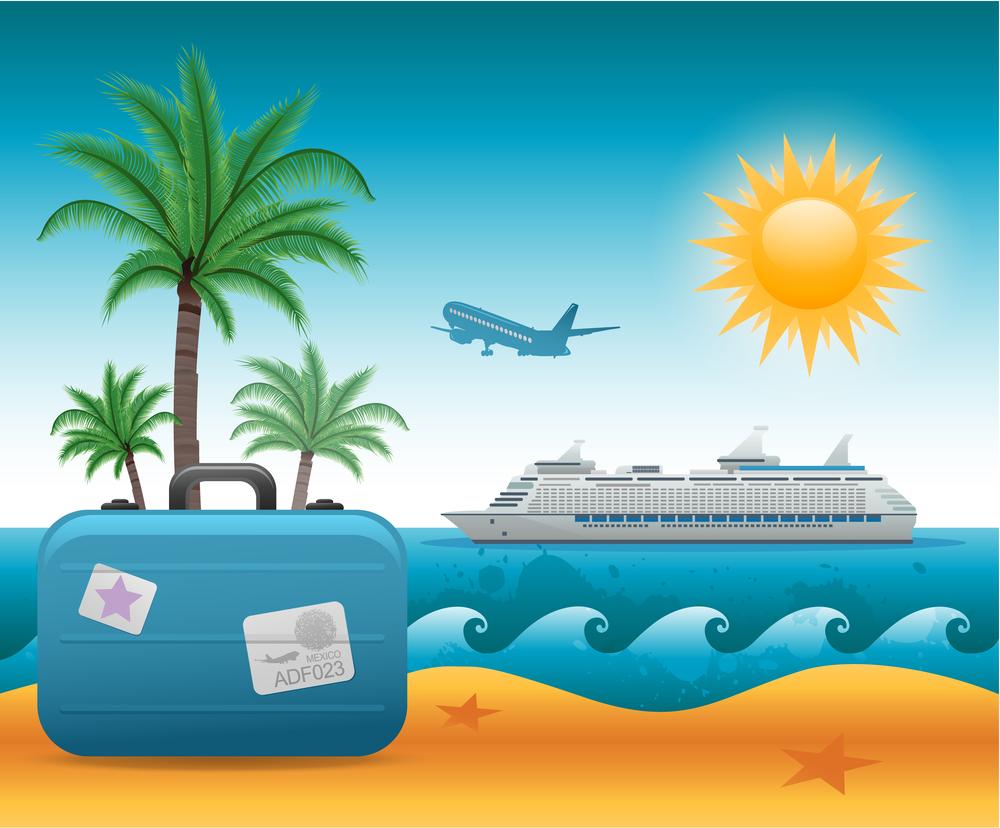 Vacation clipart next Next art Art  Clip