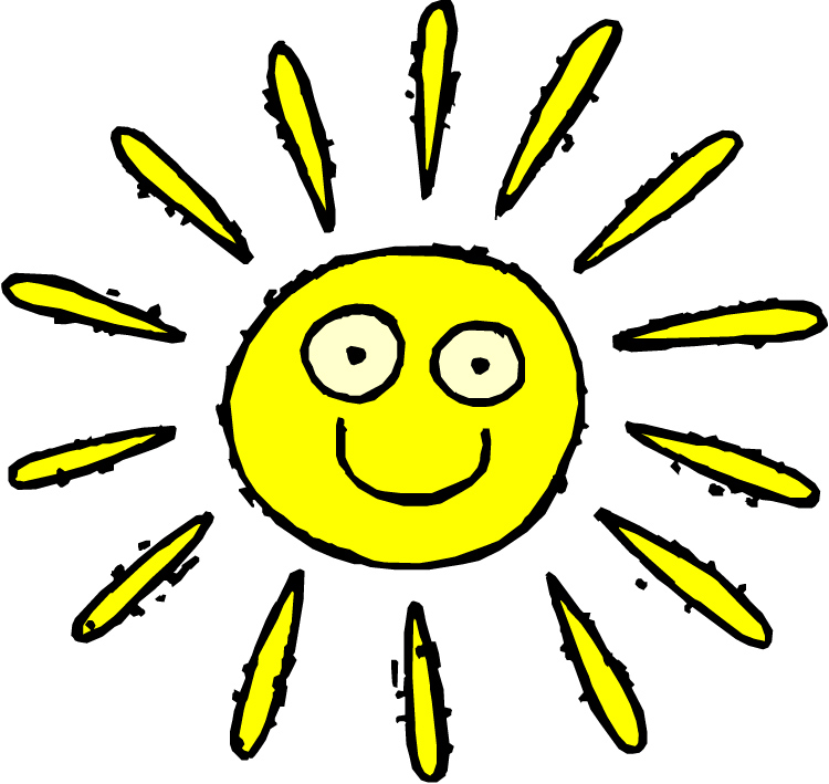 Warmth clipart sunny Art Pictures Clip Cartoon Sun