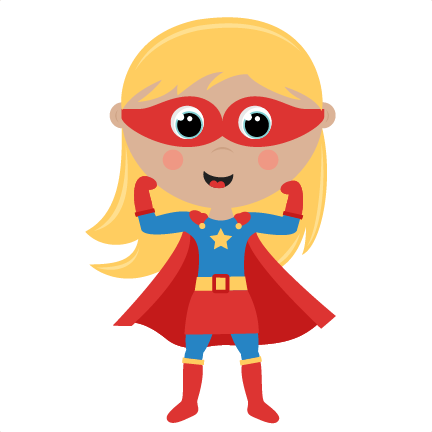 Super Girl clipart Superhero 36 Free Cliparting clipart