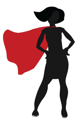 Super Girl clipart cape Events WMU Super Girl SC