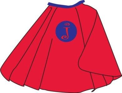Super Girl clipart cape Cape Panda Art hero%20cape%20clipart Super