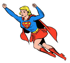 Super Girl clipart supe woman Clipart Free Supergirl Clipart crisis