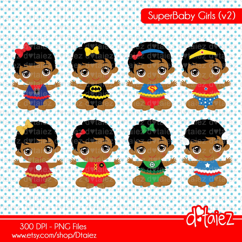 Carousel clipart baby Girl Girls super Baby v2