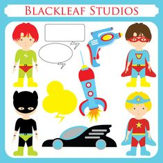 Super Girl clipart supr And heroes boy Commercial squad