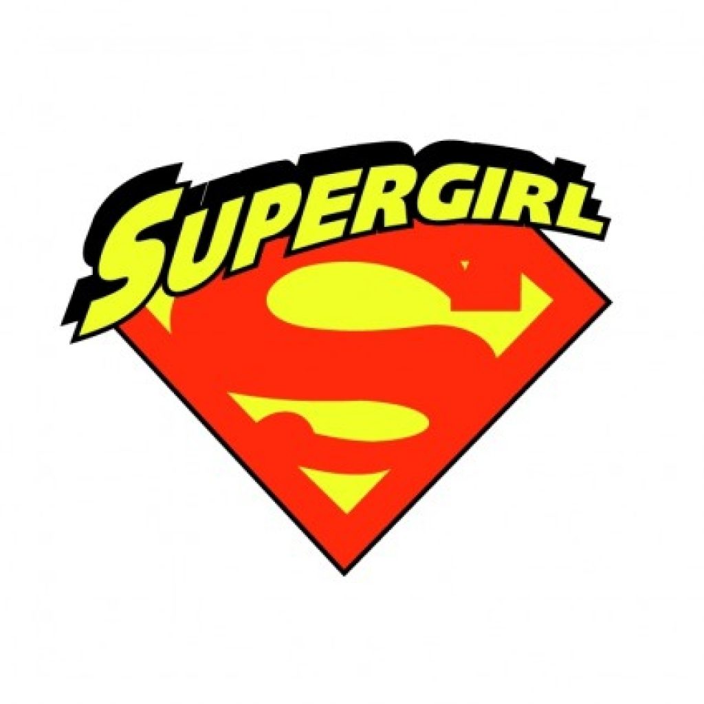 Super Girl clipart Clipart  supergirl kid20 art