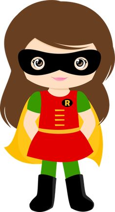 Super Girl clipart ÅÅÅ+ * SUPER HERÓIS Mais