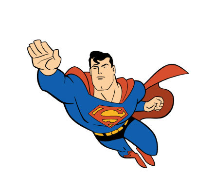 Superman clipart Free Clipart Clipart Images Panda
