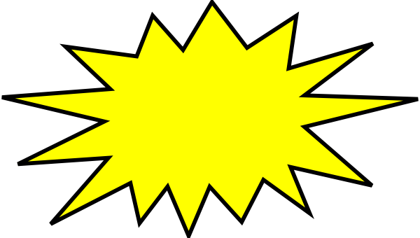Superman clipart blast Clipart Blast Symbols Images Clipart