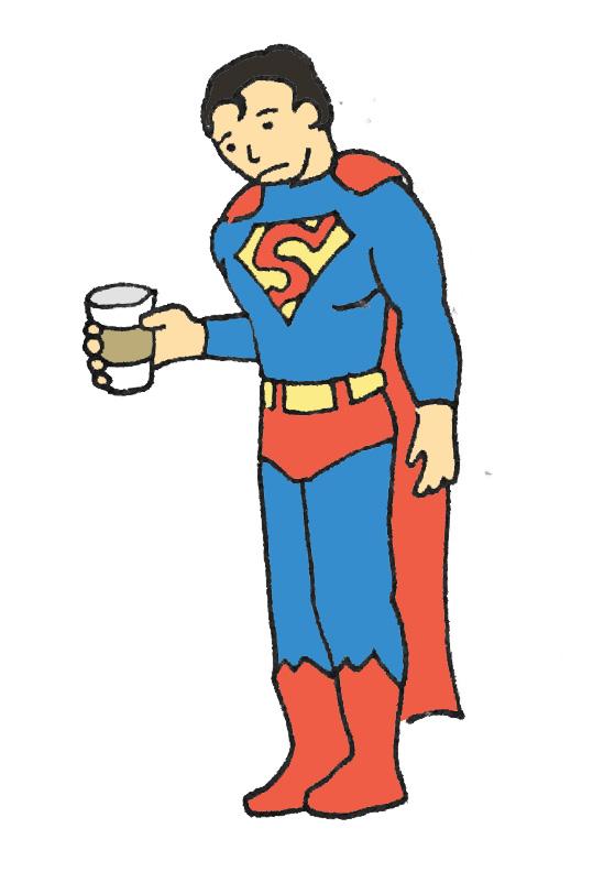 Superman clipart blast Recent blast and and doors
