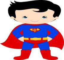 Superman clipart cute Man baby ClipartFest collections Cute
