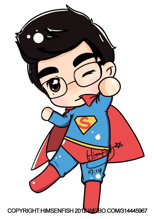 Superman clipart drawn #drawing on ideas Superman #superman