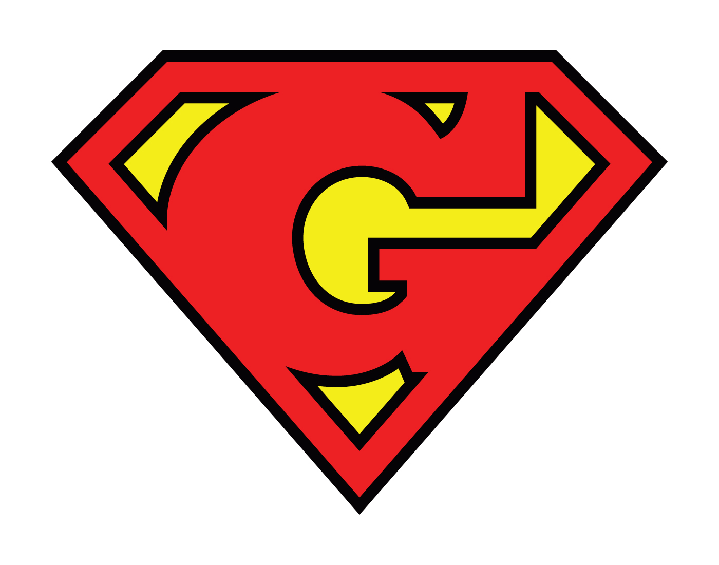 Typeface clipart superman Download Images Free  Logo