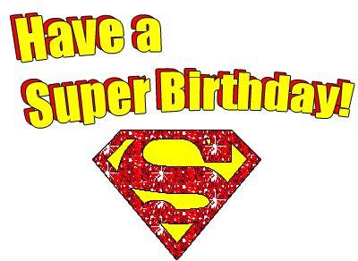 Superman clipart happy birthday Clipart Birthday Clipart birthday superman