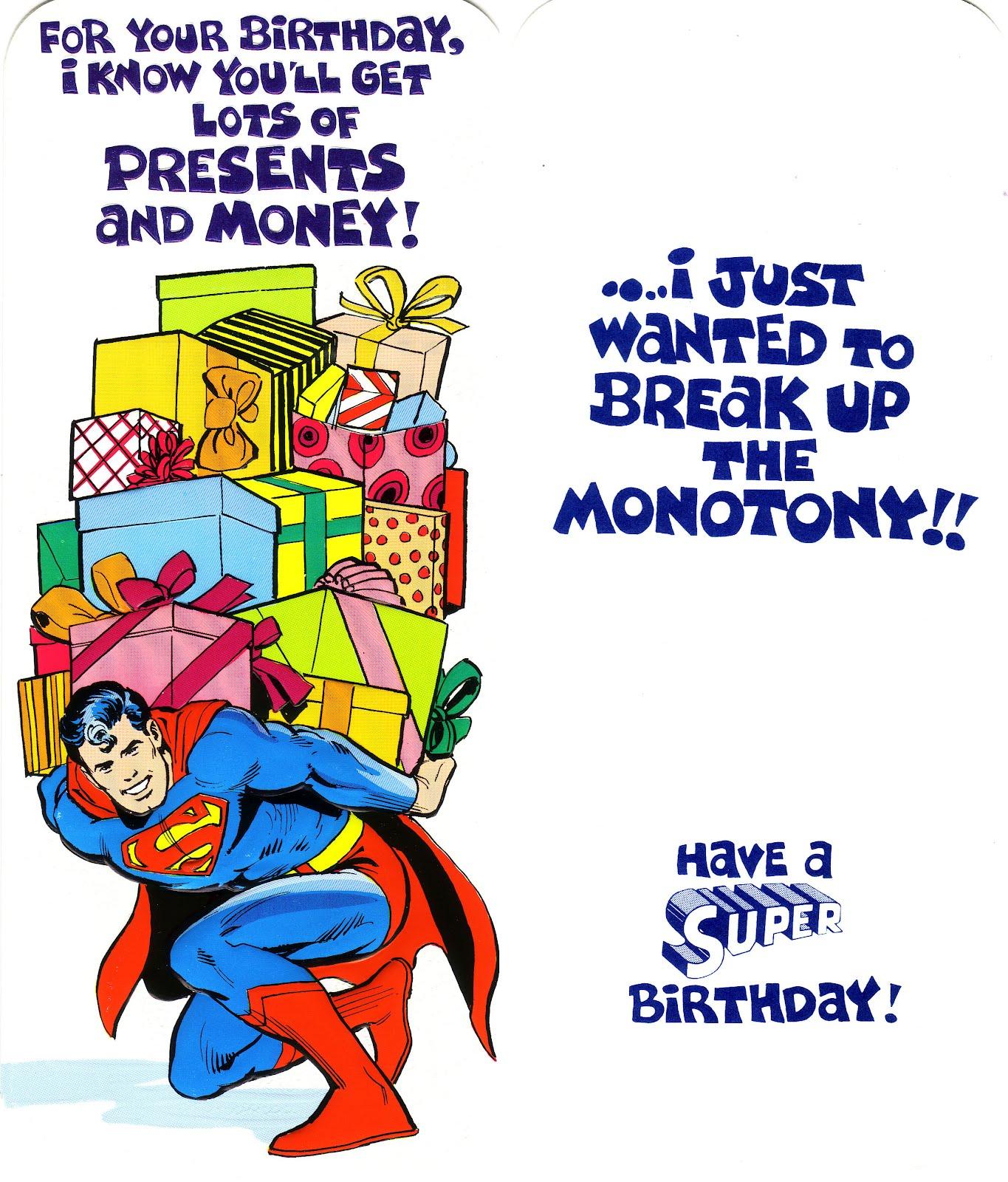 Superman clipart happy birthday Day happy birthday  heroes