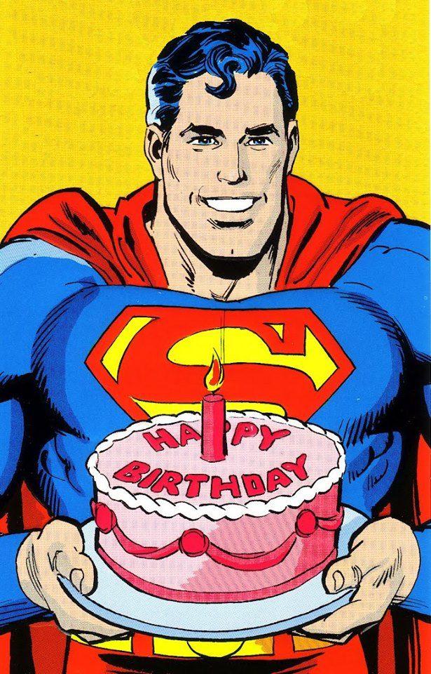Superman clipart happy birthday Birthday Pinteres… Superman Happy …