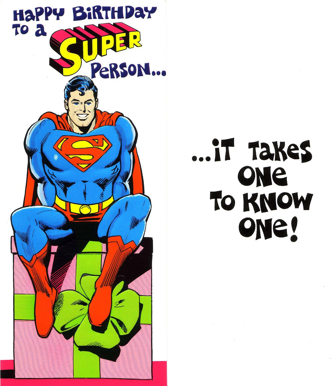 Superman clipart happy birthday Com/p/2016/07/funny and Birthday birthday by