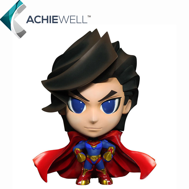 Superman clipart head Promotion With  Superman Plastic