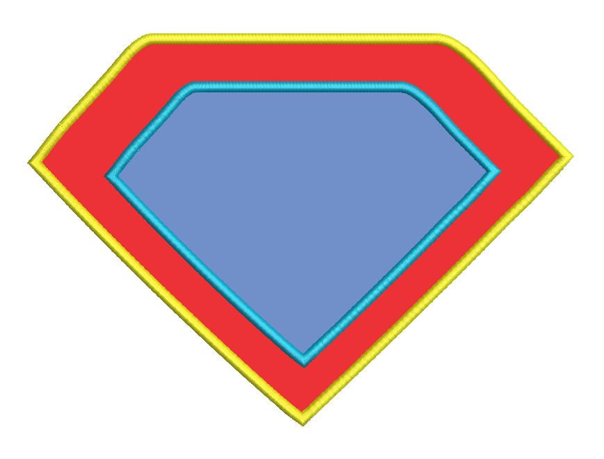 Superman clipart hero Kid superhero  Art items