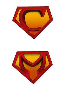 Superman clipart letter > Superman For  Logo