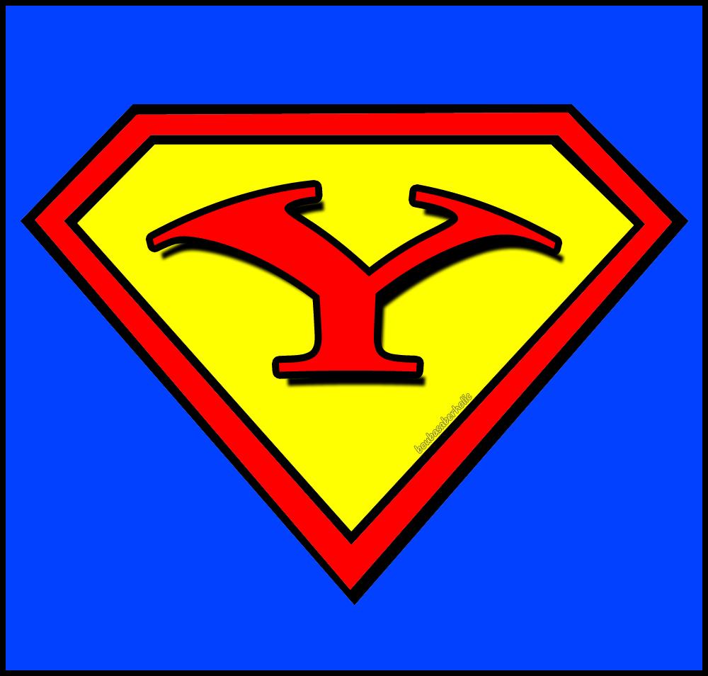 Superman clipart letter Letters Superman Saberholic: Clip Logo