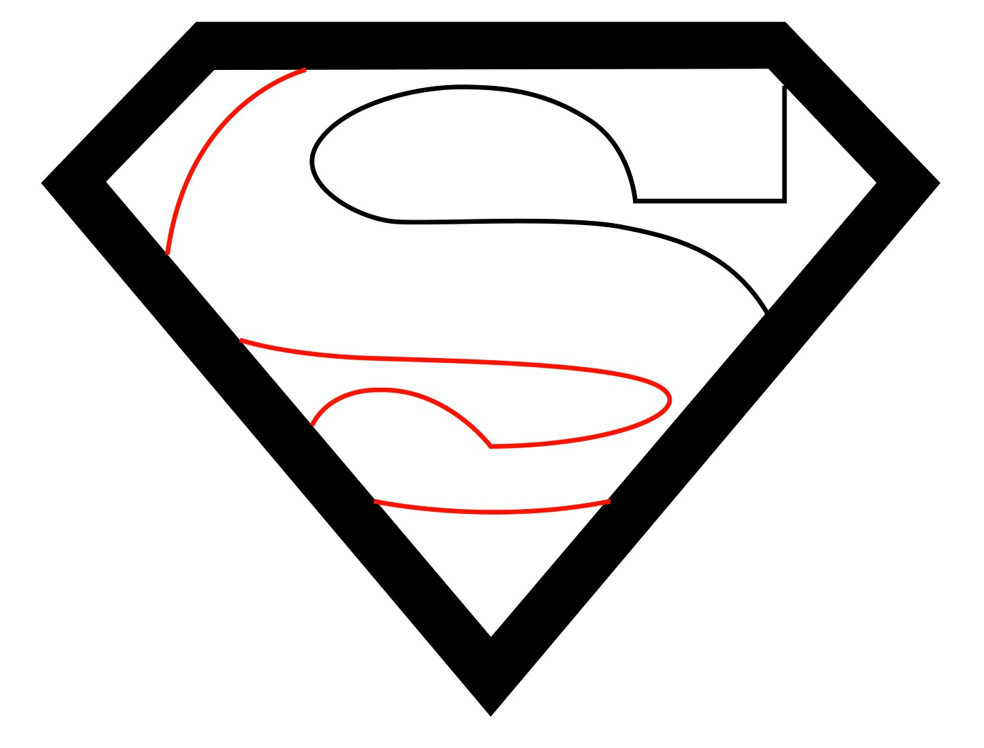 Drawn super girl Drawing Superman To Draw To Draw Draw
