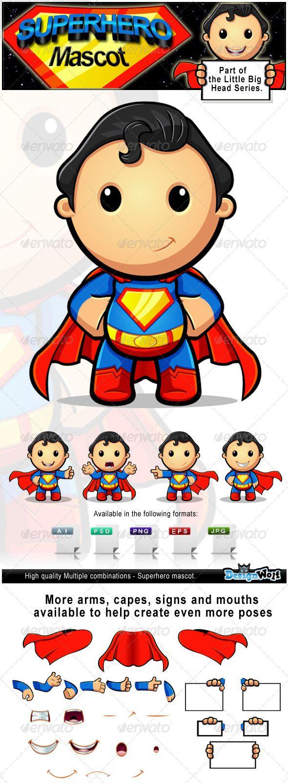 Superman clipart little superhero Images best Superhero Character 65