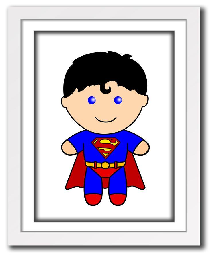 Superman clipart little superhero Best about boys little Superhero