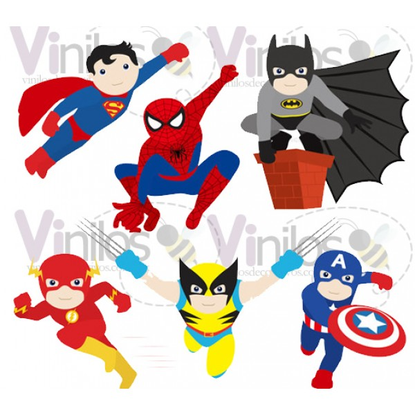 Superman clipart marvel superhero Superheroes superheroes con Google infantil