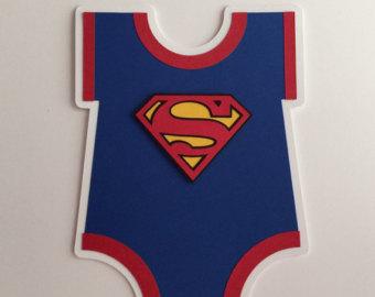 Superman clipart onesie Baby Superman Superman Card Superman